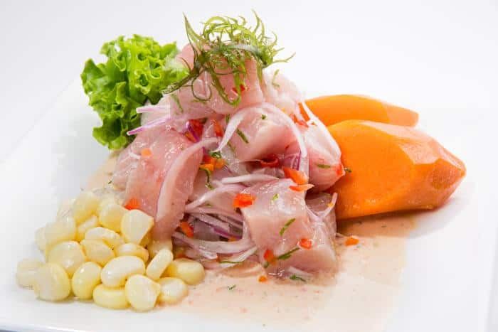 Peruvian Fish Ceviche Recipe Step By Step 2021